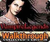 Vampire Legends: The True Story of Kisilova Walkthrough 6