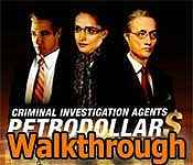 criminal investigation agents petrodollars walkthrough