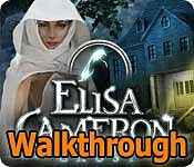 ghost: elisa cameron walkthrough