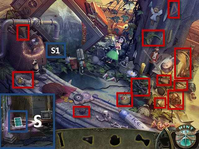 strange cases: the faces of vengeance walkthrough 6 screenshots 1