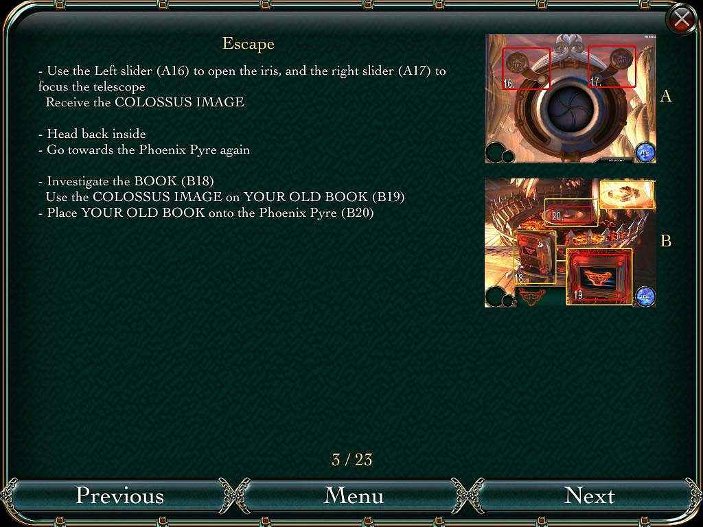 empress of the deep 3: legacy of the phoenix walkthrough 4 screenshots 2