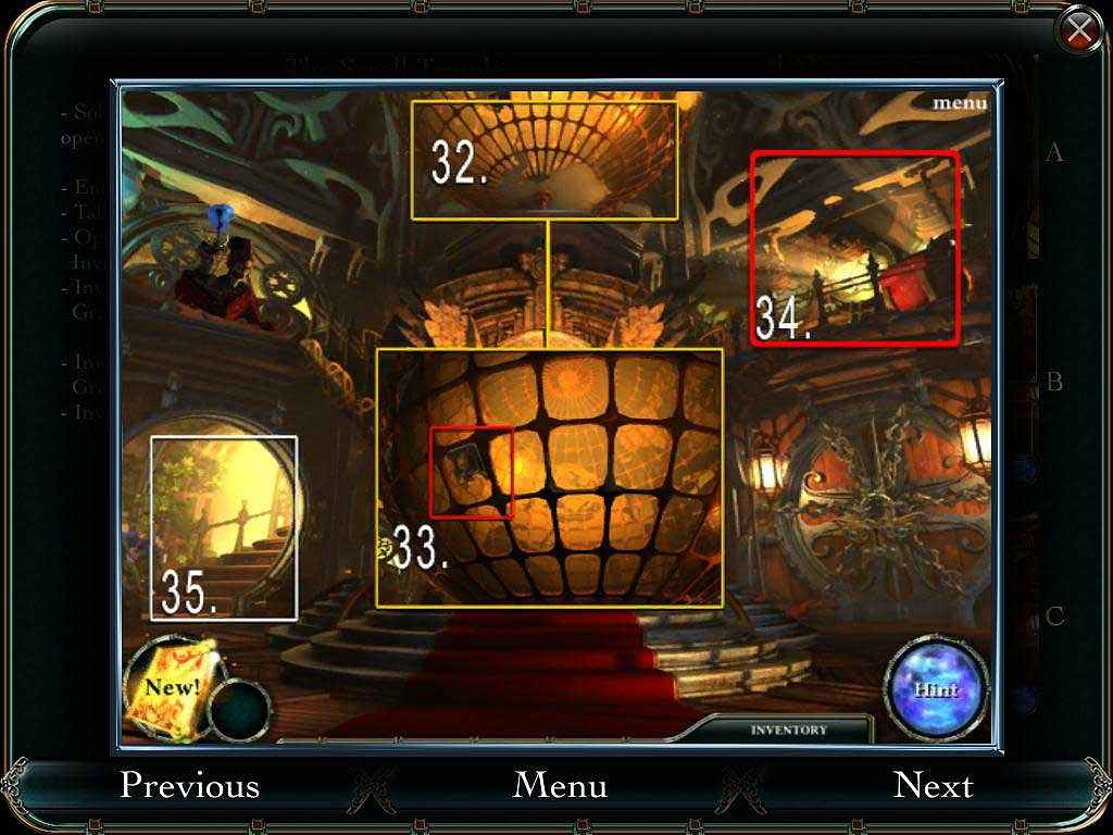 empress of the deep 3: legacy of the phoenix walkthrough 6 screenshots 1