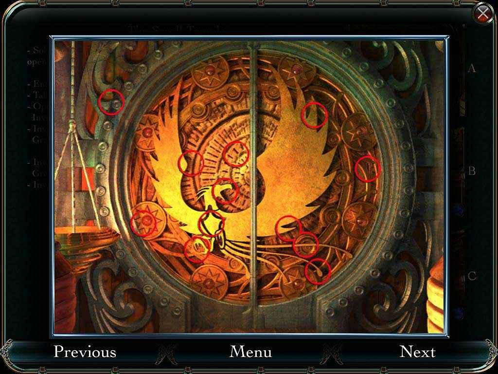 empress of the deep 3: legacy of the phoenix walkthrough 6 screenshots 2