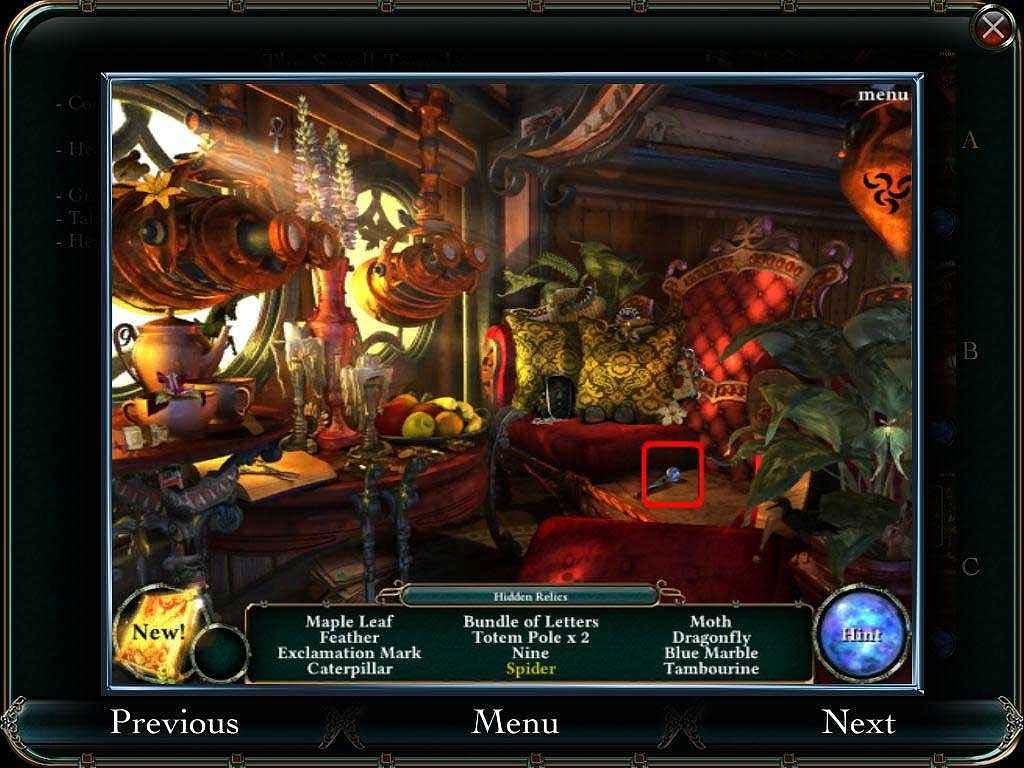 empress of the deep 3: legacy of the phoenix walkthrough 7 screenshots 1