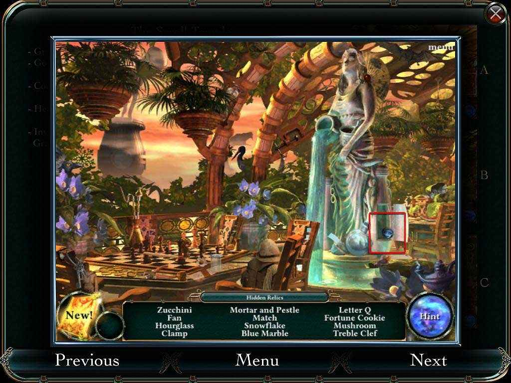 empress of the deep 3: legacy of the phoenix walkthrough 8 screenshots 2