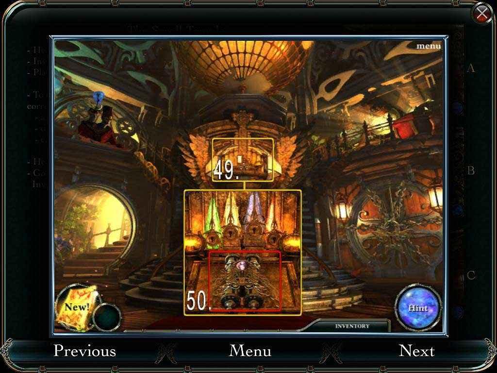 empress of the deep 3: legacy of the phoenix walkthrough 10 screenshots 1
