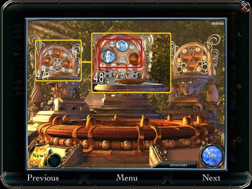 empress of the deep 3: legacy of the phoenix walkthrough 10 screenshots 3