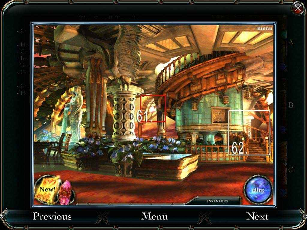 empress of the deep 3: legacy of the phoenix walkthrough 12 screenshots 1