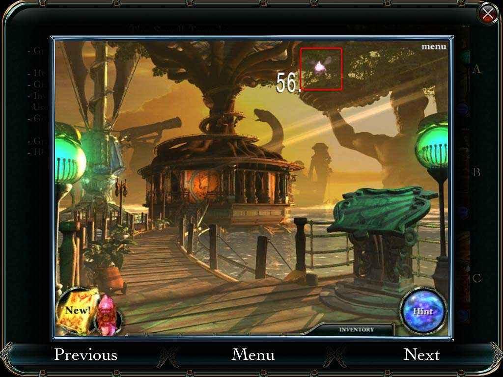 empress of the deep 3: legacy of the phoenix walkthrough 12 screenshots 3