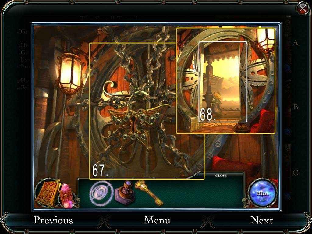 empress of the deep 3: legacy of the phoenix walkthrough 13 screenshots 1