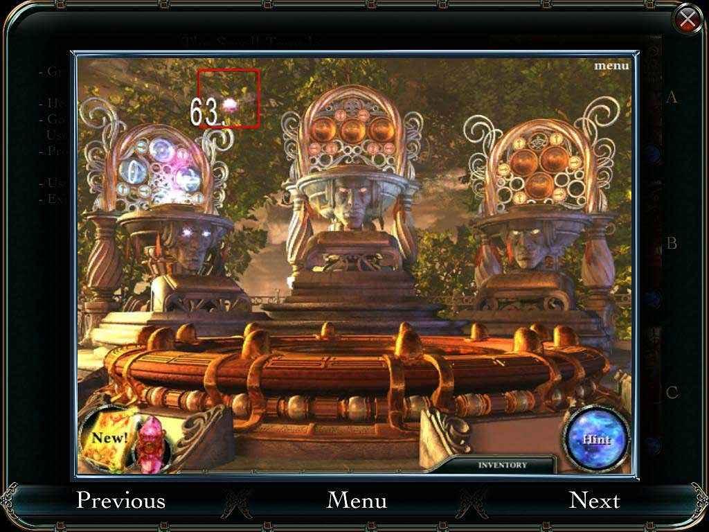 empress of the deep 3: legacy of the phoenix walkthrough 13 screenshots 3