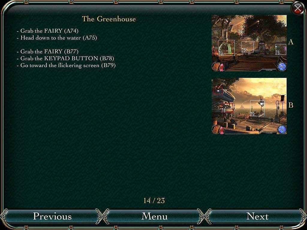 empress of the deep 3: legacy of the phoenix walkthrough 15 screenshots 3