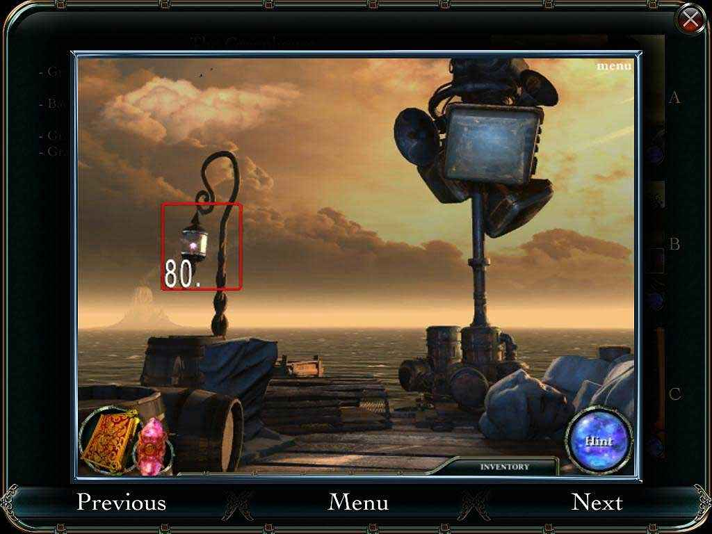 empress of the deep 3: legacy of the phoenix walkthrough 16 screenshots 3