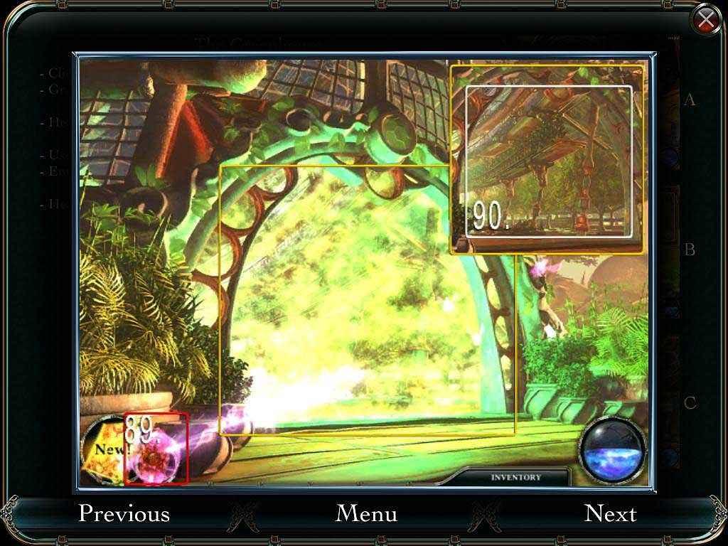 empress of the deep 3: legacy of the phoenix walkthrough 18 screenshots 1