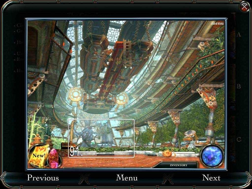 empress of the deep 3: legacy of the phoenix walkthrough 18 screenshots 3