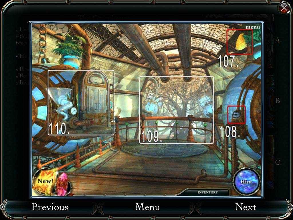 empress of the deep 3: legacy of the phoenix walkthrough 22 screenshots 1