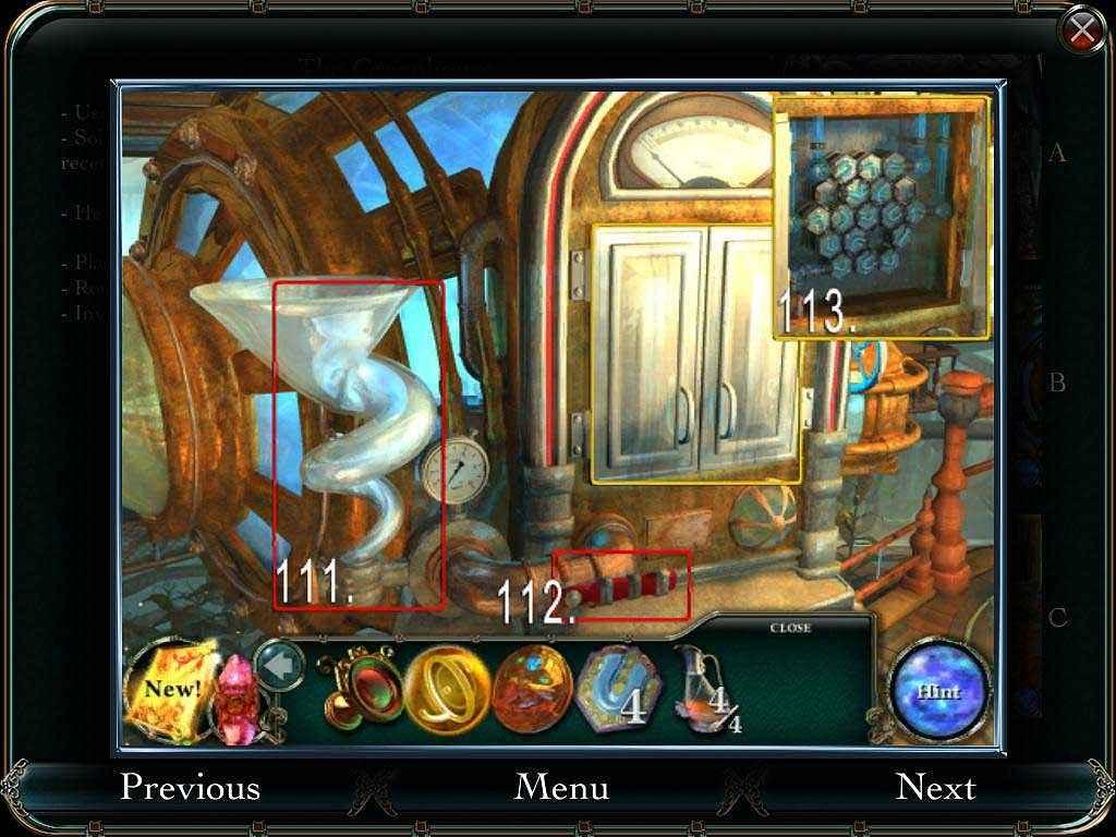 empress of the deep 3: legacy of the phoenix walkthrough 22 screenshots 2