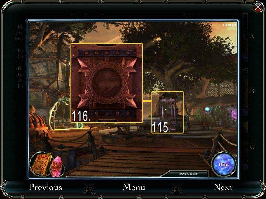 empress of the deep 3: legacy of the phoenix walkthrough 23 screenshots 1