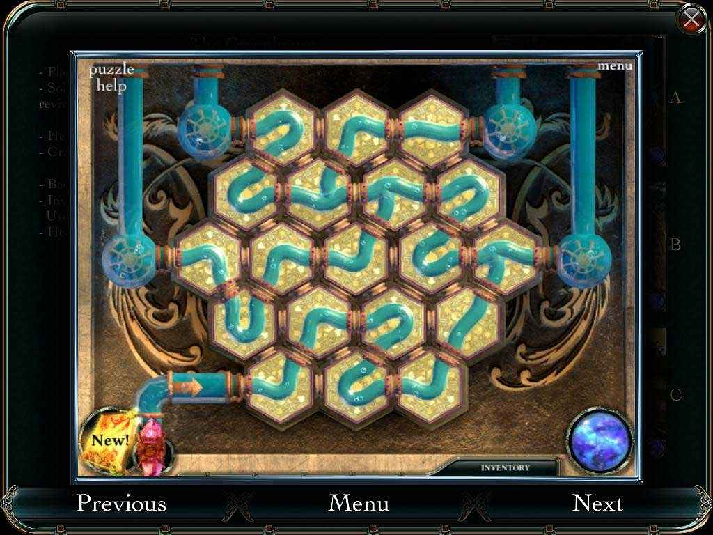 empress of the deep 3: legacy of the phoenix walkthrough 23 screenshots 2