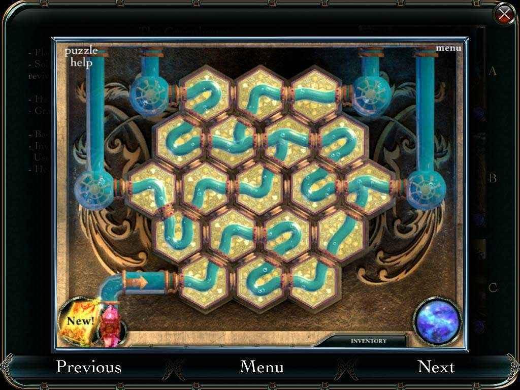 empress of the deep 3: legacy of the phoenix walkthrough 23 screenshots 3