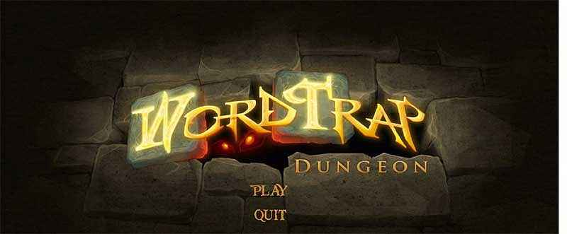 word trap: dungeon
