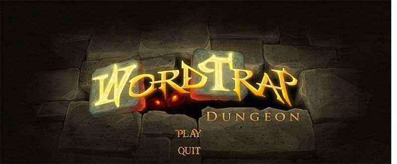 word trap: dungeon screenshots 1