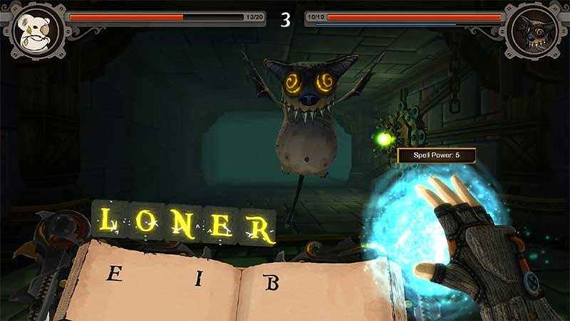word trap: dungeon screenshots 2