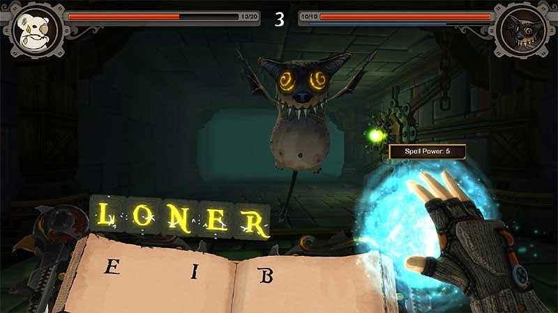 word trap: dungeon screenshots 3