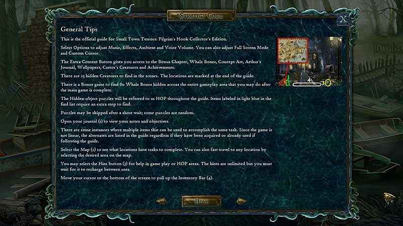 small town terrors: pilgrim's hook walkthrough 2 screenshots 2
