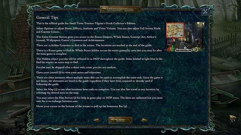 small town terrors: pilgrim's hook walkthrough 2 screenshots 3