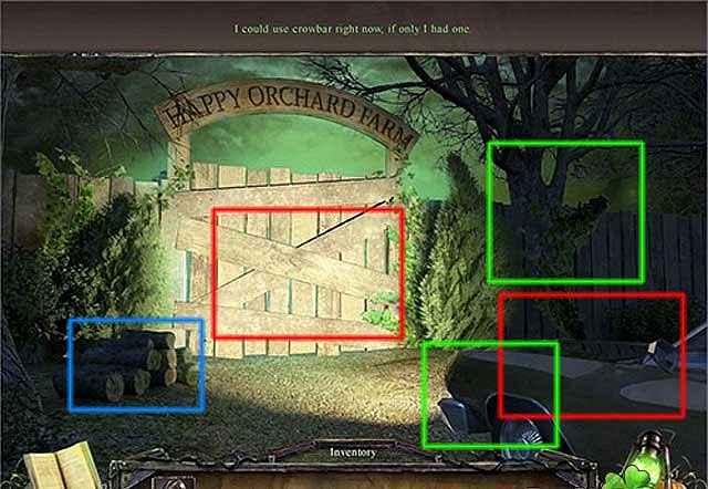 farm mystery: the happy orchard nightmare walkthrough