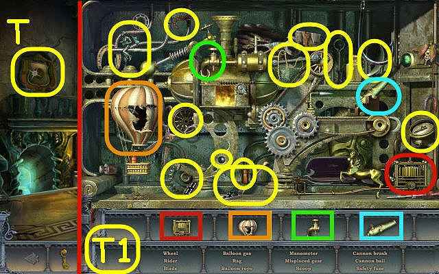 secrets of the dark: mystery of the ancestral estate walkthrough 6 screenshots 1
