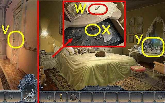 secrets of the dark: mystery of the ancestral estate walkthrough 6 screenshots 3
