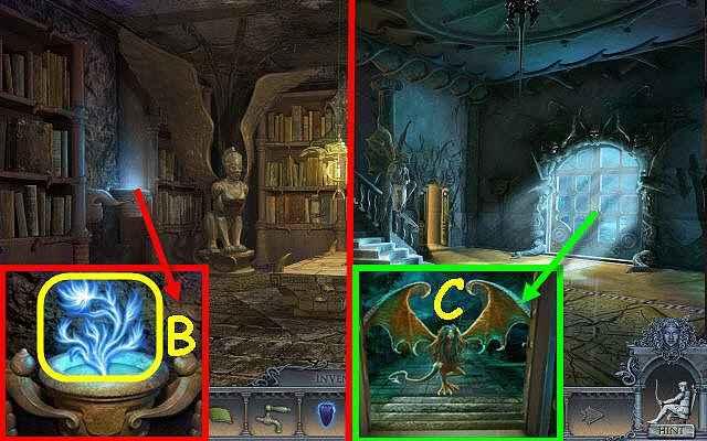 secrets of the dark: mystery of the ancestral estate walkthrough 12 screenshots 1
