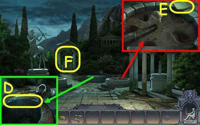 secrets of the dark: mystery of the ancestral estate walkthrough 12 screenshots 3