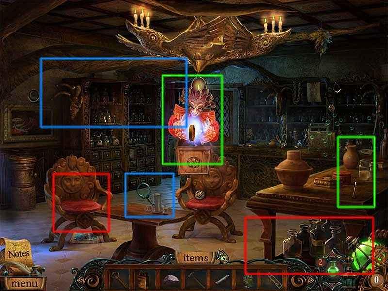 apothecarium: renaissance of evil walkthrough screenshots 1