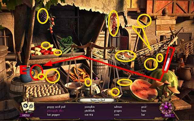 the secret order: masked intent walkthrough 19 screenshots 2