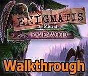 enigmatis: the mists of ravenwood walkthrough