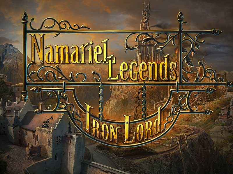 namariel legends: iron lord collector's edition screenshots 1