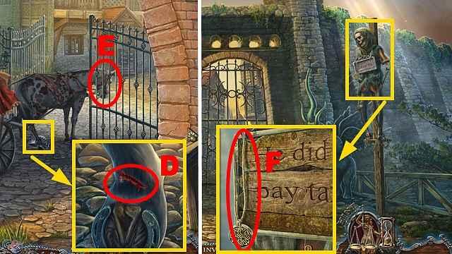 dark tales: edgar allan poe's the masque of the red death walkthrough 11