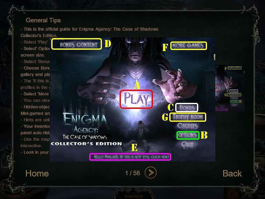 enigma agency: the case of shadows walkthrough 2 screenshots 2