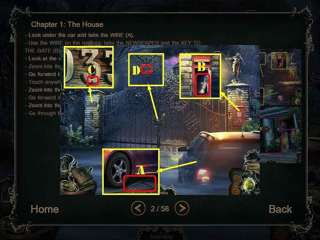 enigma agency: the case of shadows walkthrough 3 screenshots 1