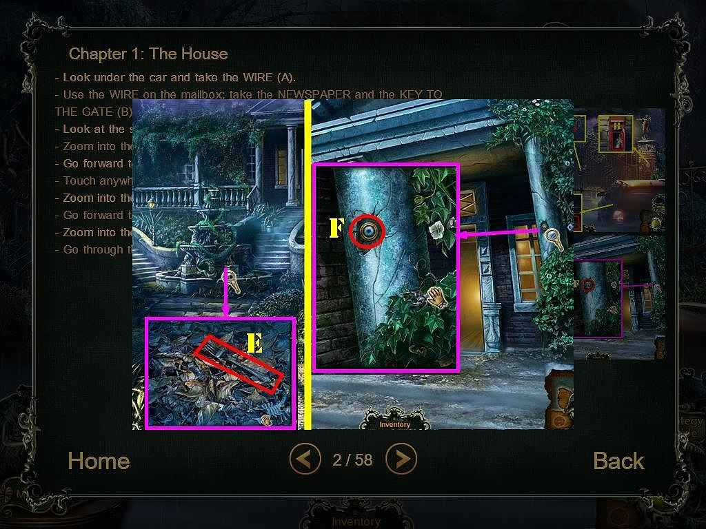 enigma agency: the case of shadows walkthrough 3 screenshots 2