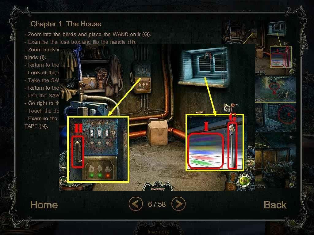 enigma agency: the case of shadows walkthrough 7 screenshots 1