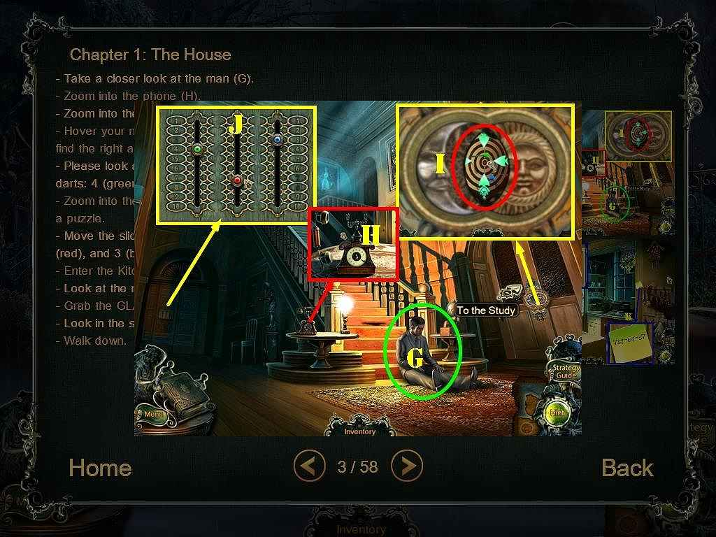 enigma agency: the case of shadows collector's edition walkthrough screenshots 1