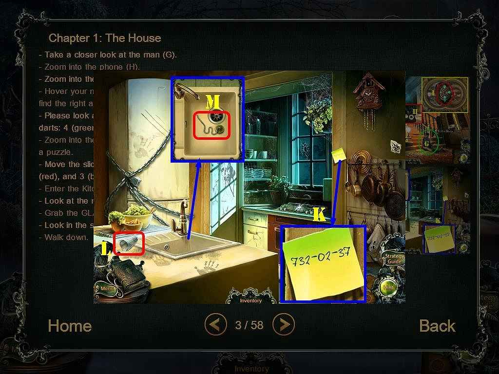 enigma agency: the case of shadows collector's edition walkthrough screenshots 2