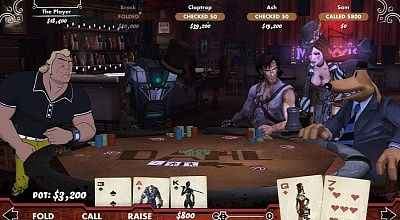 poker night 2 screenshots 1