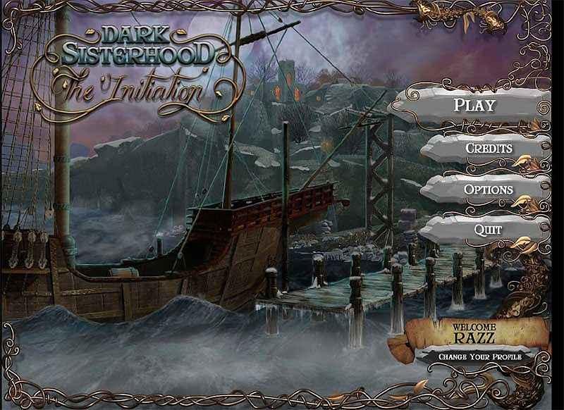 dark sisterhood: the initiation collector's edition screenshots 1