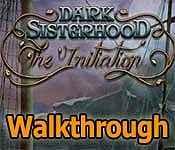 dark sisterhood: the initiation walkthrough