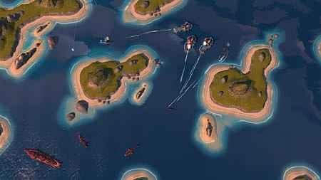 leviathan: warships screenshots 1